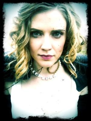 Фото со съемок фотосессии Сары
