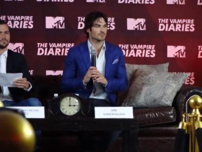 Йен на пресс-конференции в Мехико [29 мая]