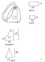 как сплести сумку-почтальонку с помощью макраме.