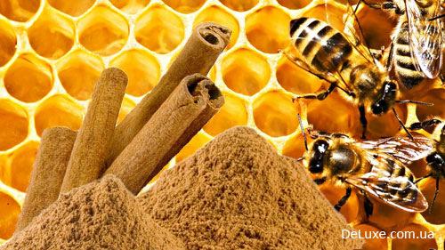 похудение с медом акации