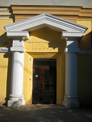 Волгоград: сталинский ампир.