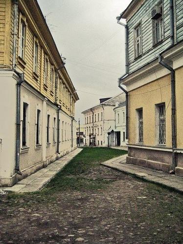 Владимир: Георгиевская улица.