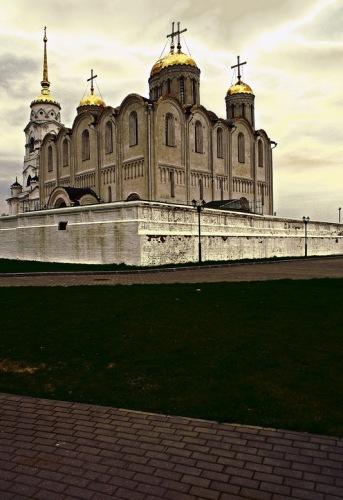 Владимир: Успенский собор.