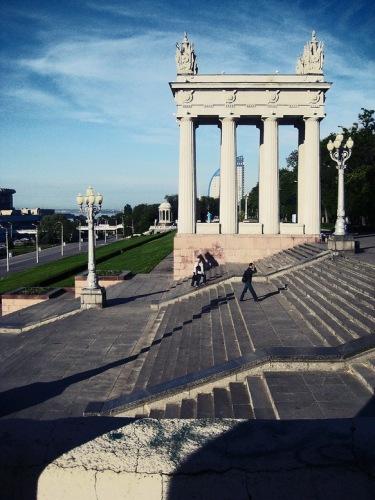 Волгоград: старое и новое.