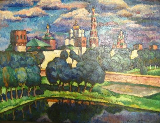Волгоград: выставка Машкова.