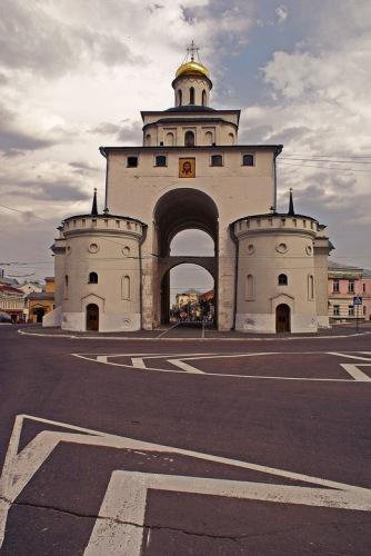 Владимир: Золотые ворота.
