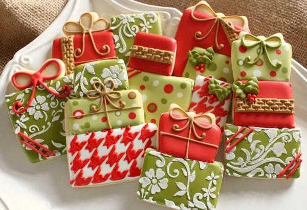 Печенье своими руками в подарок рецепт
