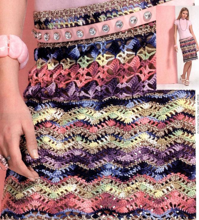 Рисунки для вязания беретов спицами