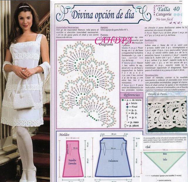 Комбинирование вязание и ткани схемы