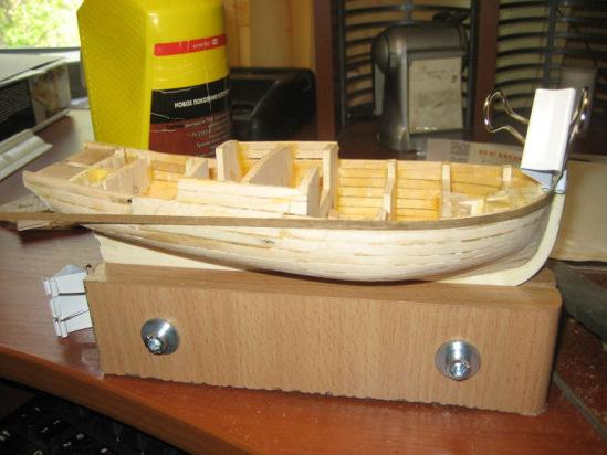 Как сделать корабль из дерева своими руками