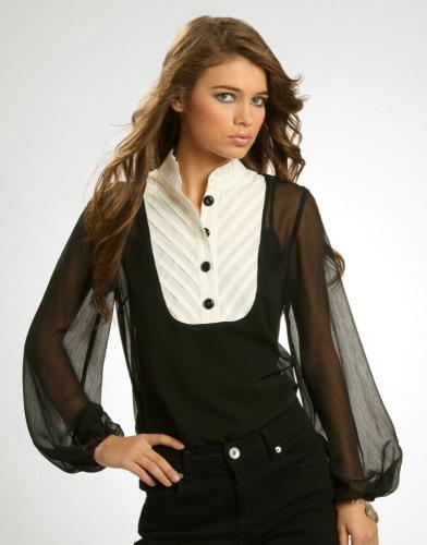 Очень Красивые Блузки