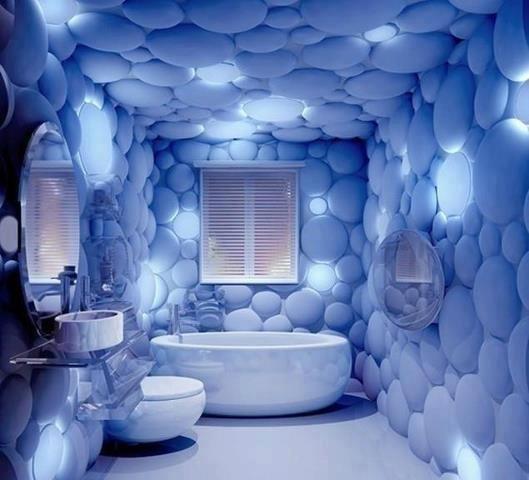 3d ванная комната фото