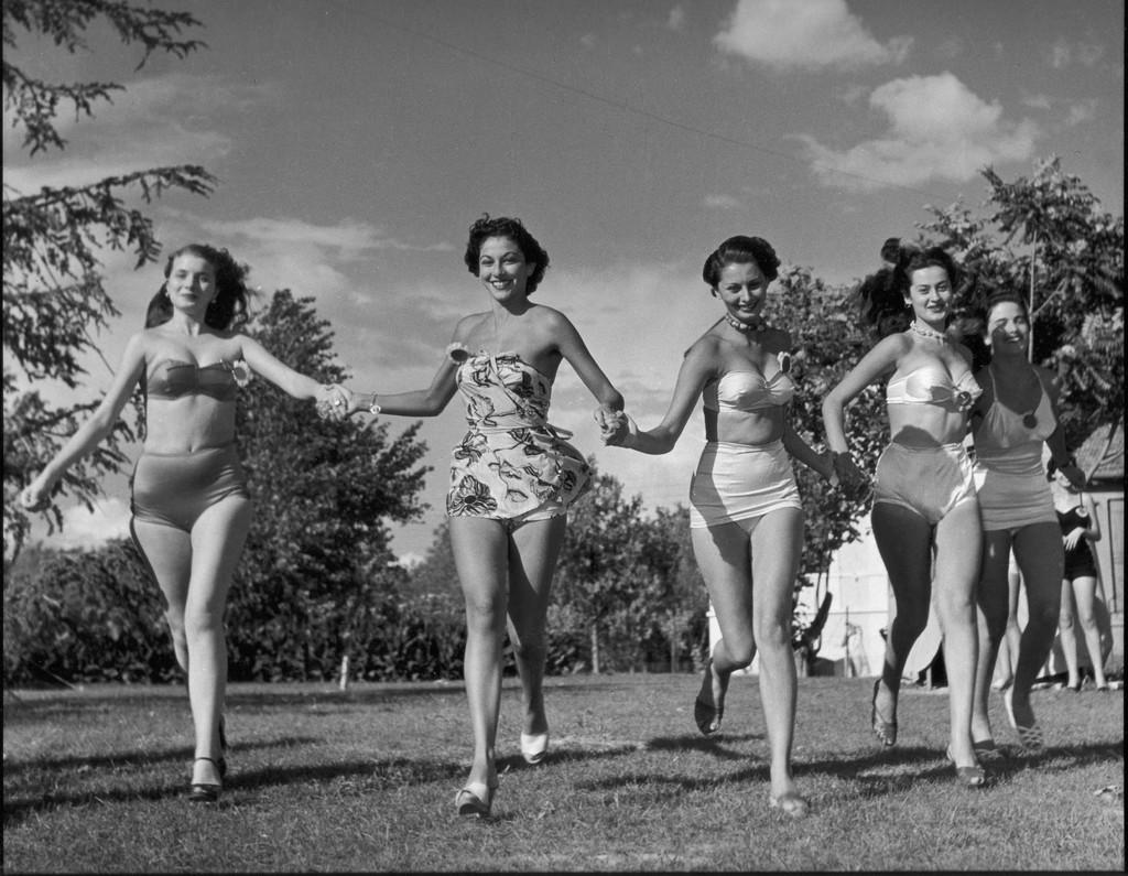 Секс в 1940 год 5 фотография