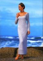 самые красивые платье длиное для дружки