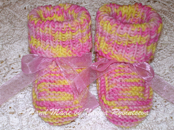婴儿的编织用品 - maomao - 我随心动